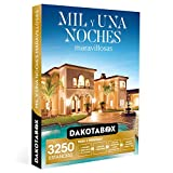 DAKOTABOX - Caja Regalo hombre mujer pareja idea de regalo - Mil y una noches maravillosas - 3250 estancias en hoteles de hasta 5*, balnearios, palacios y mucho más