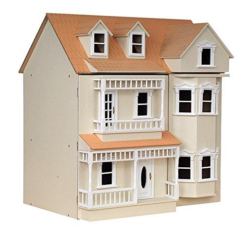 Streets Ahead The Exmouth, Puppenhaus, beige, mit Zwei Etagen