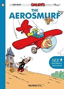 The Smurfs Graphic Novels 16巻 表紙画像