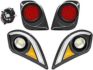 RHOX Golf Cart Yamaha Drive 2 LED Light Kit w/RGBW Accent Lights