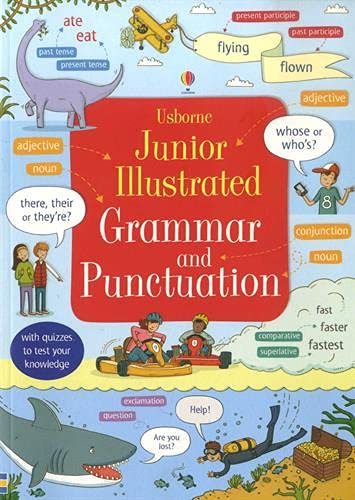 Compare Textbook Prices for Junior Illustrated Grammar and Punctuation  ISBN 9781409564942 by Bingham, Jane,Latimer, Alex