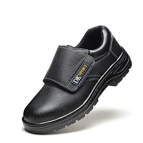 Shoes Zapatos de Trabajo de Seguridad, Puntera de Acero, Herramientas de protección...