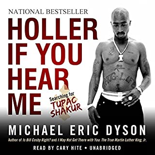 Holler If You Hear Me audiobook cover art
