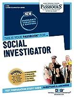 Social Investigator (Career Examination)