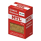 MTL 16368 - Caja gomas elásticas, 1.5 mm x 10 cm