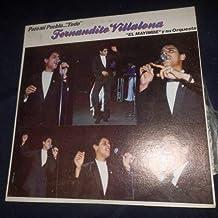 Fernandito Villalona El Mayimbe Y Su Orquesta* – Para Mi Pueblo.todo Label: Evesol – Lpe-17055 Format: Vinyl, Lp, Album ...