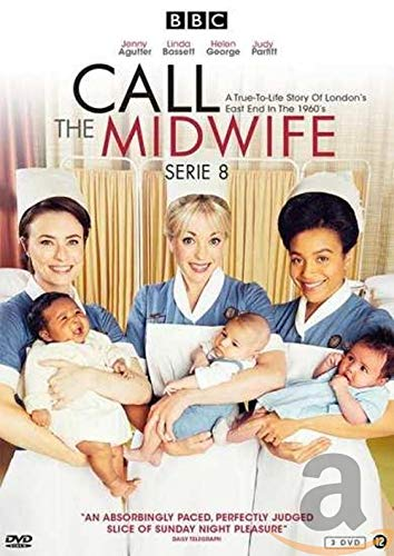 Call The Midwife Serie 8 [Import Belge]
