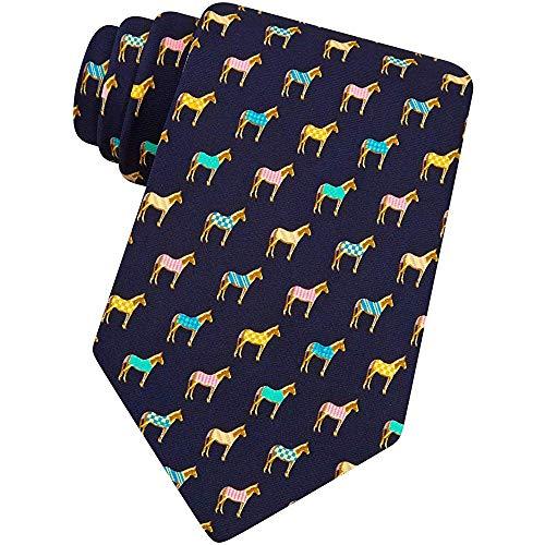 Pferdedecken-Krawatte durch Alynn-Neuheit in der Seide