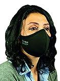 manifattura bernina mascherina certificata tipo 2 b-mask tessuto lavabile riutilizzabile batteriostatica en 14683 100% made in italy (donnaragazzo)