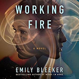 Working Fire audiobook cover art