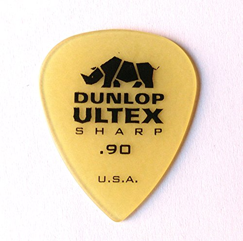 Jim Dunlop ギター ピック Ultex Sharp 433R.90 (0.90mm)