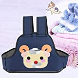 Arnés portador de mochila para bebé, cinturón infantil para bicicleta de motocicleta, cómodo de llevar y resistente,(sheep)