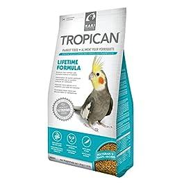 Hari Tropican Cockatiel Lifetime Granules, 1.8 kg