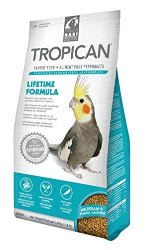 HARI - Mangime per pappagalli - Lifetime Formula Mantenimento 2mm - 1800gr