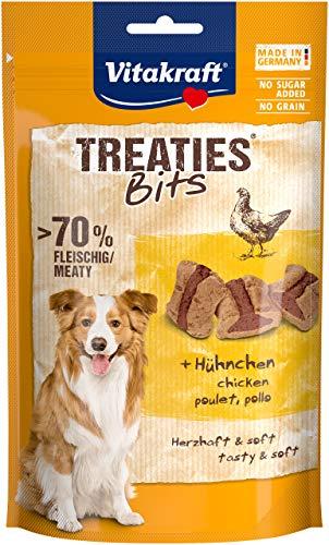 Vitakraft, Snack per Cani, a Base di Carne, bocconi cotti al Forno