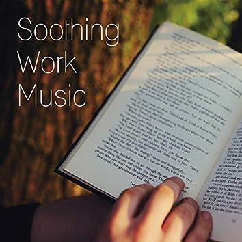 記憶力が向上する優しいピアノBGM -Soothing Work Music-