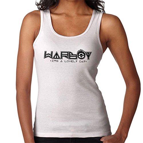 WarBoy Car Sticker Mad Max Women's Vest