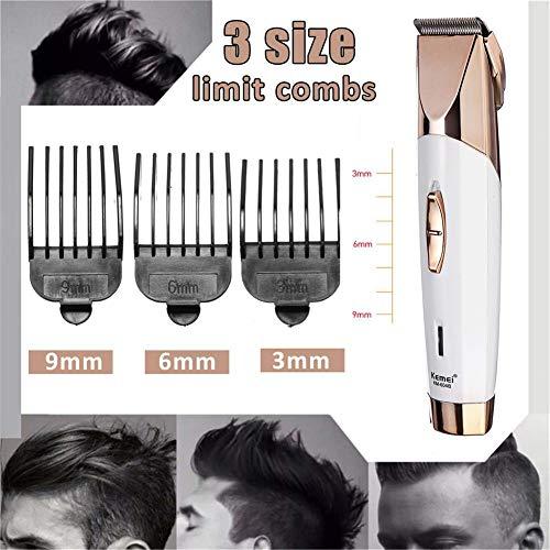 Haarschneidemaschine Elektrisch Professionel Multifunktional Haarschneider Rasierapparat Wiederaufladbar Haare schneiden Maschine zum Barbier Männer