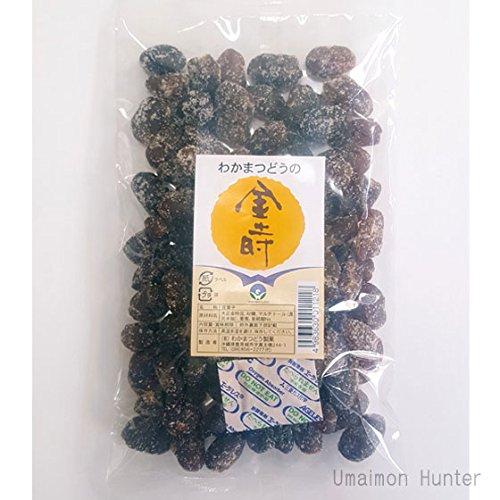 甘露納豆(金時豆) 200g×1袋 わかまつどう製菓 沖縄土産 大粒のあまなっとう お茶請けやおやつに