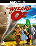 The Wizard Of Oz [4K Ultra HD] [1939] [Blu-ray] [2019] [Region Free]