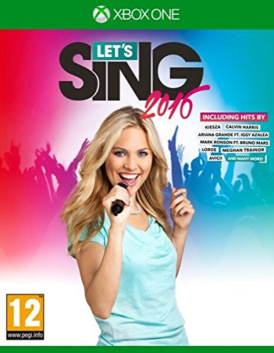 Let's Sing 2016 (Xbox One) AT-PEGI