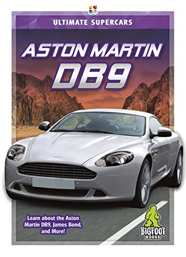 Aston Martin DB9 (Ultimate Supercars)
