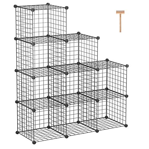 wire bookcase - 2