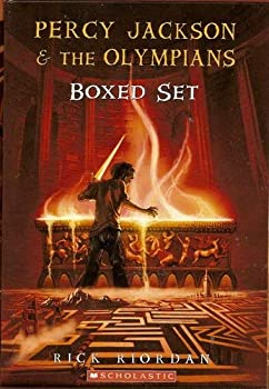 Percy Jackson Ultimate Collection - Book  of the Percy Jackson and the Olympians