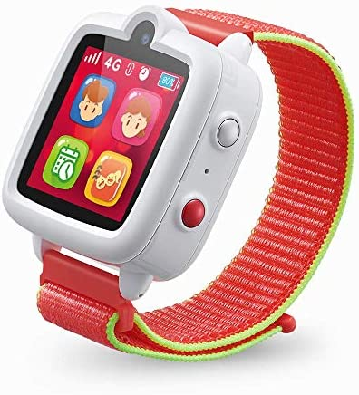 TickTalk 3 Unlocked 4G LTE Universal Kids Smart Watch Phone with GPS Tracker Combines Video product image