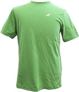 VfL Wolfsburg T-Shirt Wolfssilhouette - grün - Verschiedene Größen S
