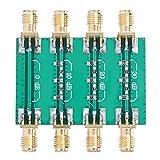 Atenuador de pulsación de tecla de radiofrecuencia SMA, atenuador fijo, tablero de módulo DC-4.0GHz para equipos electrónicos para transporte