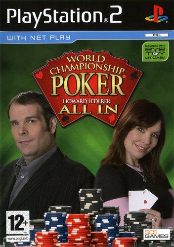 World Championship Poker: Feautring Howard Lederer All In [Importación Inglesa]