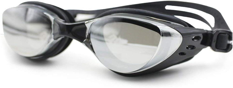 Du bist der Beste Berufsausbildung Schwimmbrille Anti-UV Anti-Fog Wasserdichter HD-überzug Schwimmausrüstung Tauchbrille Wassersportbrille
