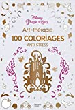 Princesses - 100 coloriages anti-stress