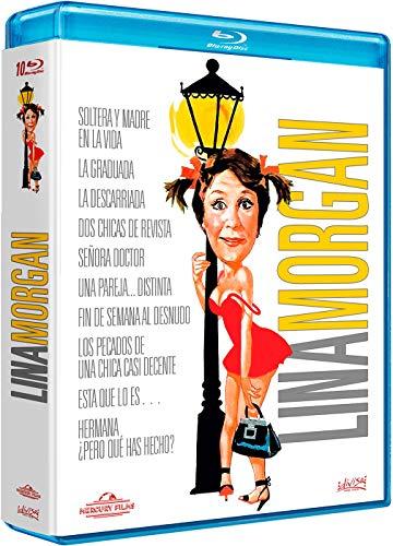 Lina Morgan [Blu-ray]