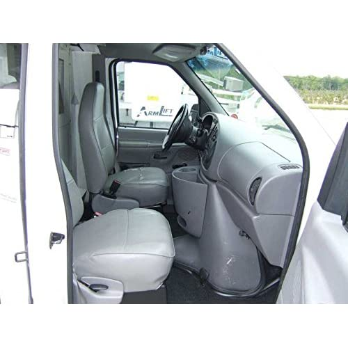 Durafit Seat Covers, 1993-2007 Ford E-Series Van, Front Bucket Seats