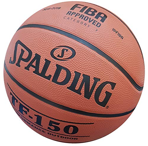 Spalding Unisex-Adult 83572Z_7 Basketball, orange, 7