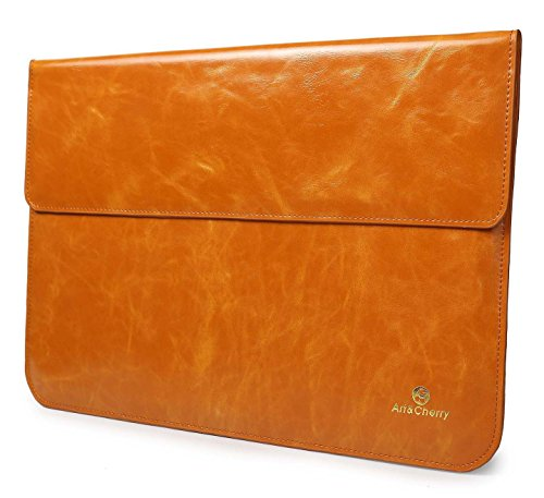 #DoYourMobile© Tablet Tablet-PC Hülle Schutzhülle 24,6 x 15,5 cm (8,4 Zoll) Schutzcase/Sleeve/Tasche aus Lederimitat/Brown/Hellbraun