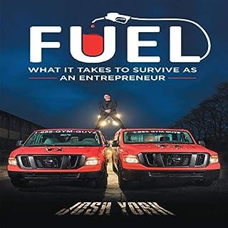Fuel audiobook cover art