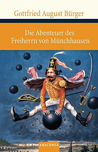 Die Abenteuer des Freiherrn von Münchhausen (Große Klassiker zum kleinen Preis, Band 100)