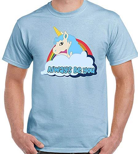 Central Intelligence Camiseta Unicornio The Rock Dwayne Johnson para hombre divertido camiseta
