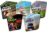 Project X Origins: Brown Book Band, Oxford Level 10: Fast and Furious: Class Pack of 30