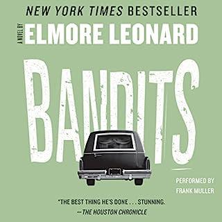 Bandits audiobook cover art
