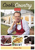 Wgbh Boston Specials: Cook's Country Season 1 [DVD] [Import]