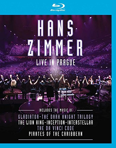 Zimmer, H: Live in Prague/Blu-ray