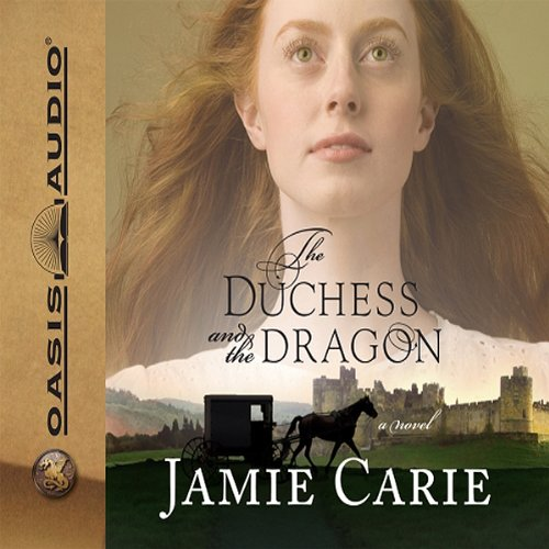 The Duchess and the Dragon audiobook cover art