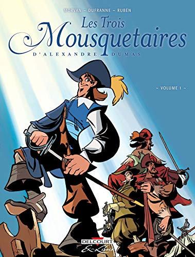 Les Trois Mousquetaires, d'Alexandre Dumas T01