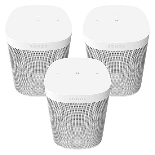 Three Room Set Sonos One SL (White)