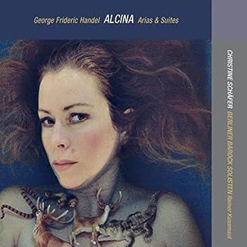 George Frideric Handel: Alcina (Arias & Suites)