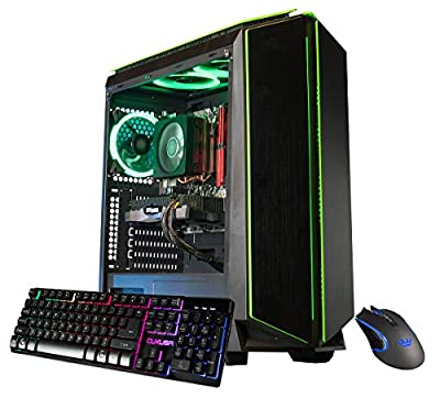 CUK Mantis Gaming PC (AMD Ryzen 9 3950X, NVIDIA GeForce RTX 2080 Ti 11GB, 128GB DDR4 3200 RAM, 1TB NVMe SSD + 2TB, 750W Gold PSU, X570 Motherboard) Best Tower Desktop Computer for Gamers